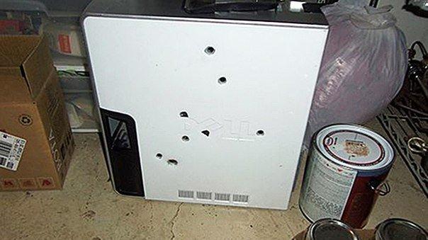 Американец застрелил свой PC за постоянные экраны смерти. - Изображение 1