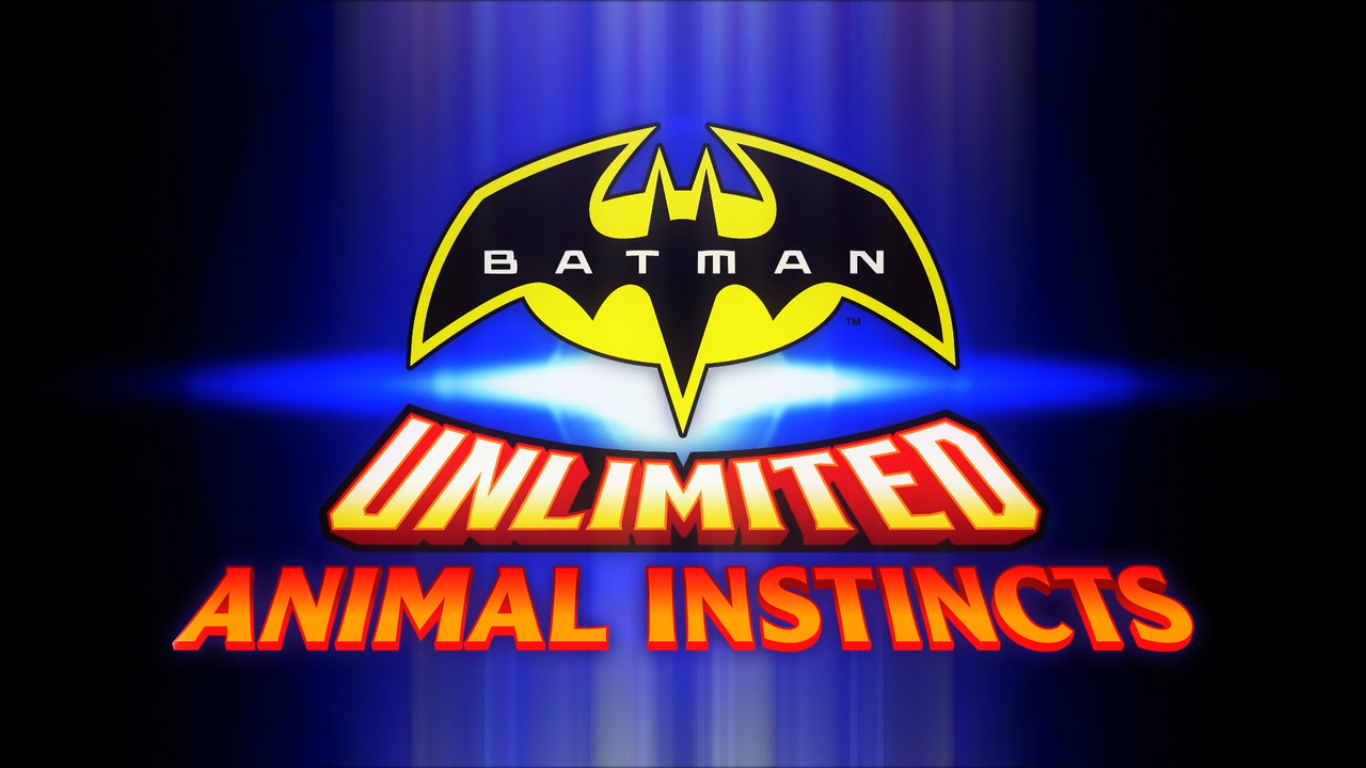 Batman Unlimited: Animal Instincts [spoiler alert]. - Изображение 1