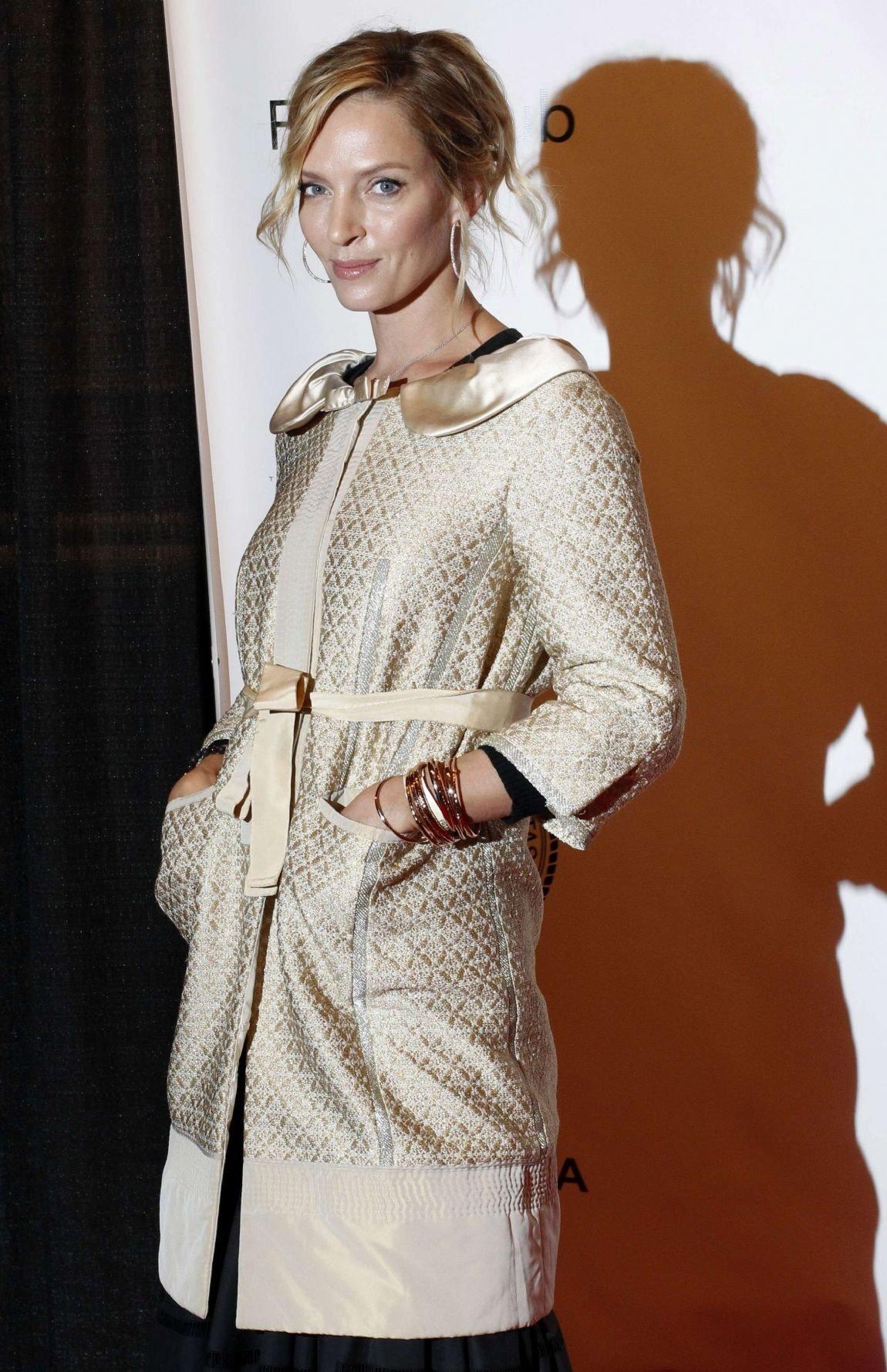 Ума Турман сегодня отмечает юбилей: номинантке на «Оскар» и музе Квентина Тарантино исполняется 45. - Изображение 1