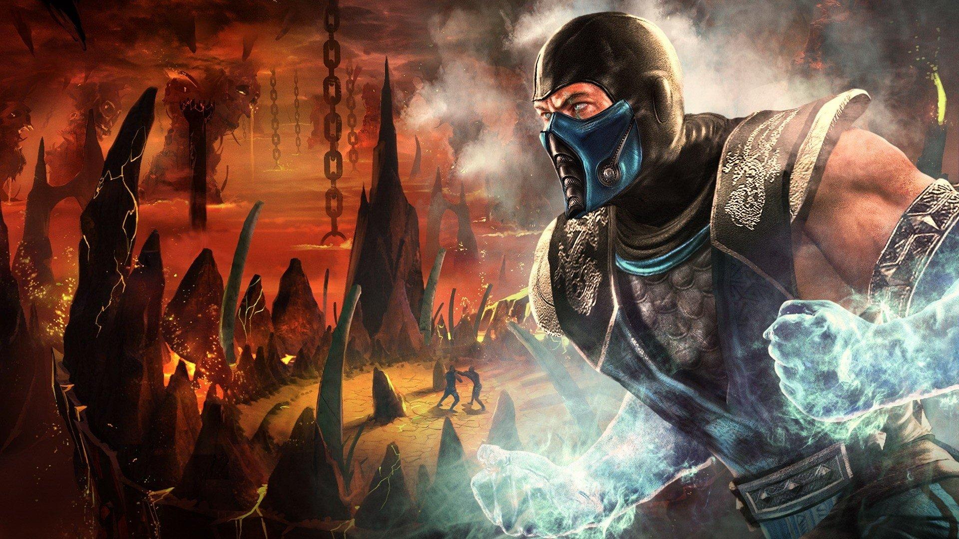 Mortal Kombat X - Gameplay Stream 2 April (PS4). - Изображение 1