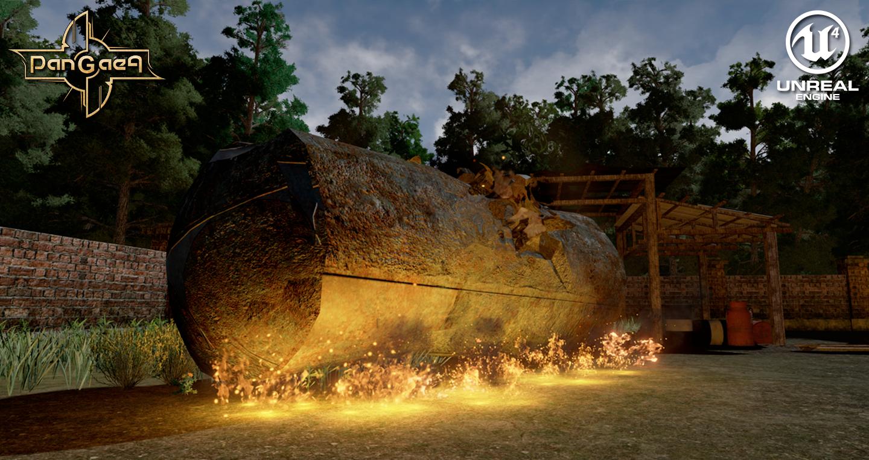 Pangaea: New World – MMO FPS/TPS с элементами  RPG. - Изображение 11