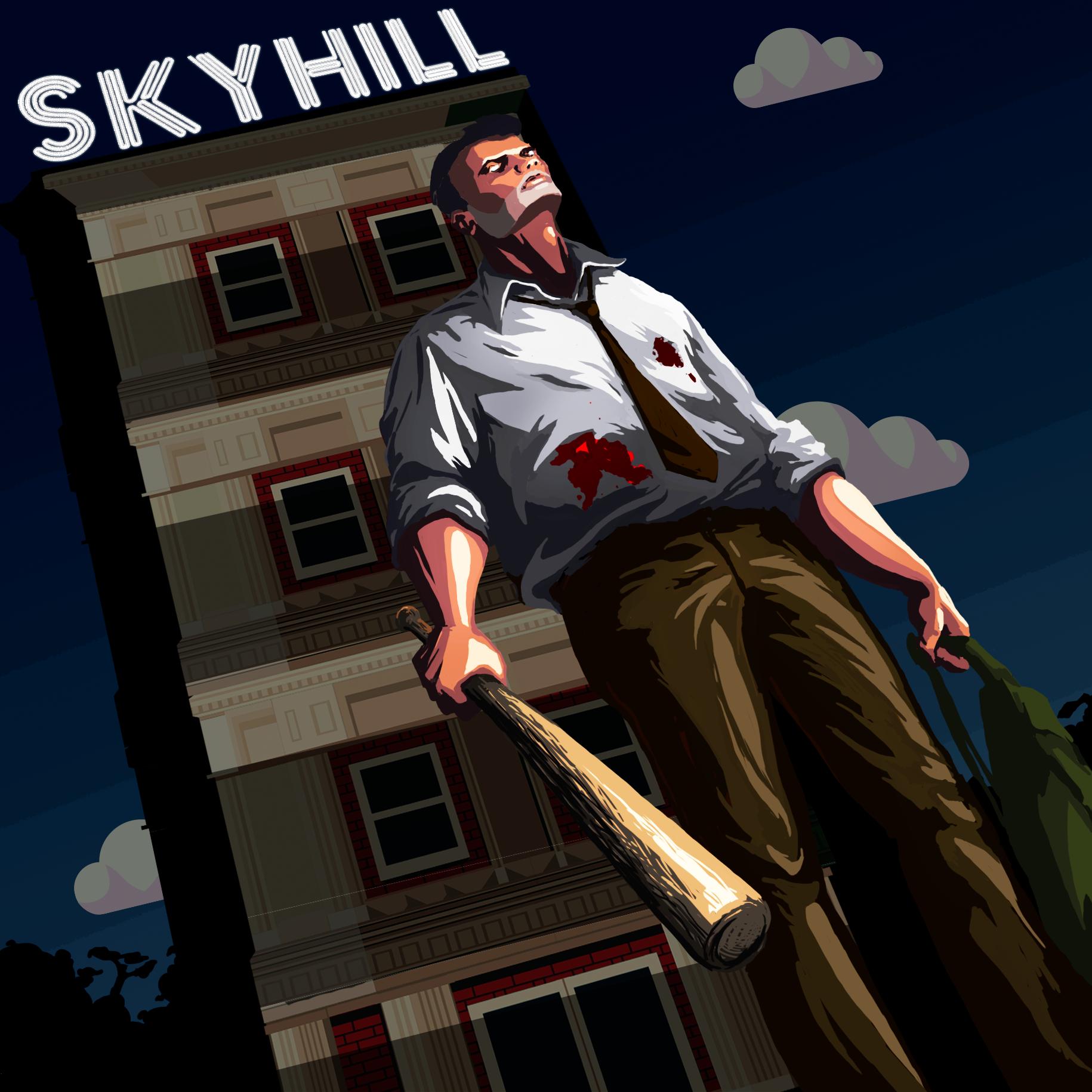 Skyhill - Продолжаем путь. - Изображение 1