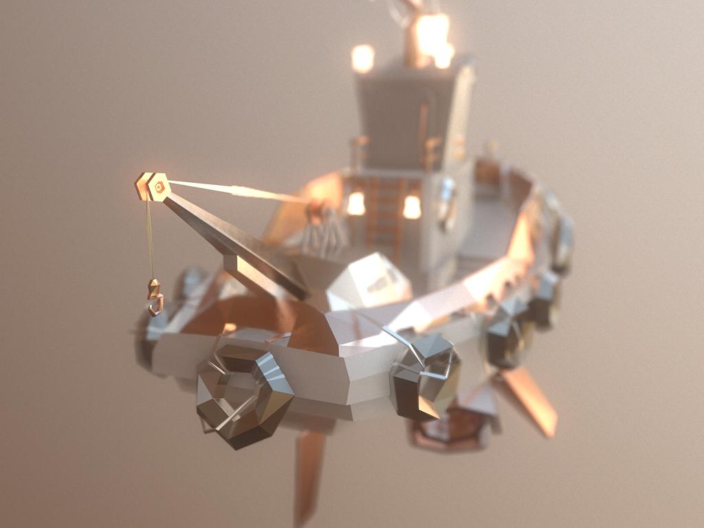 Traces of Light - приключения хранителя маяка. - Изображение 14