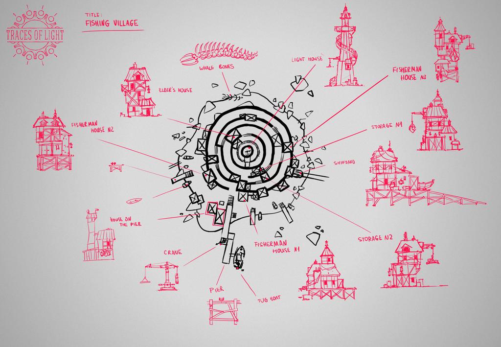 Traces of Light - приключения хранителя маяка. - Изображение 9