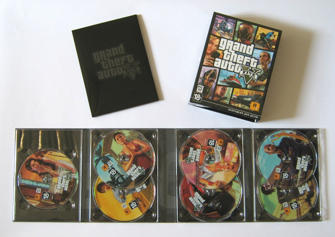 GTA 5 на PC. - Изображение 2