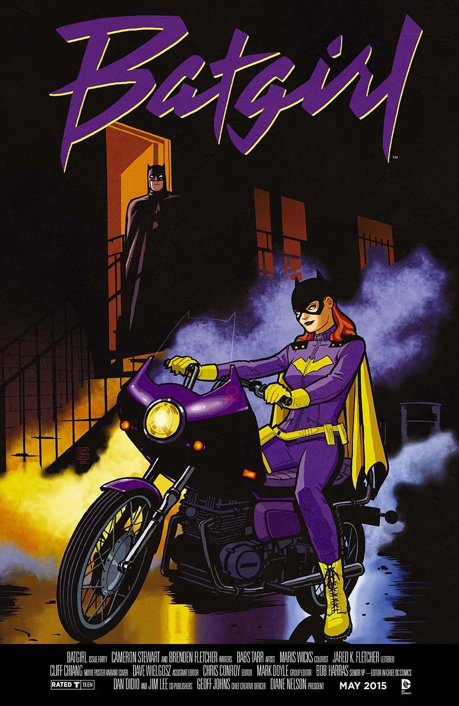 Кинематографические обложки DC. Угадай все фильмы.. - Изображение 7