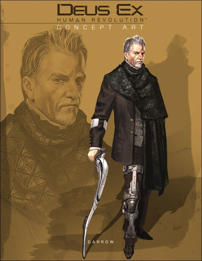Deus Ex: Human Revolution - арт-лента. - Изображение 50