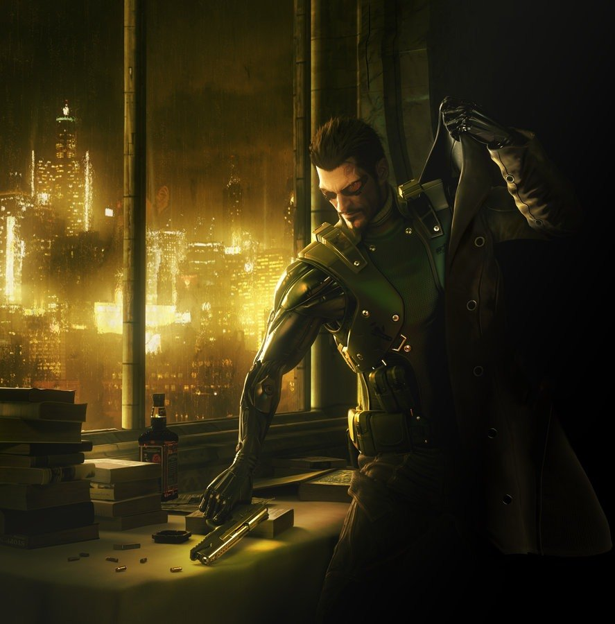 Deus Ex: Human Revolution - арт-лента. - Изображение 19