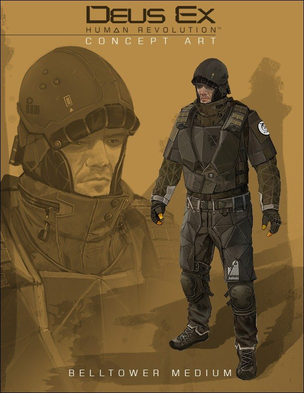 Deus Ex: Human Revolution - арт-лента. - Изображение 58