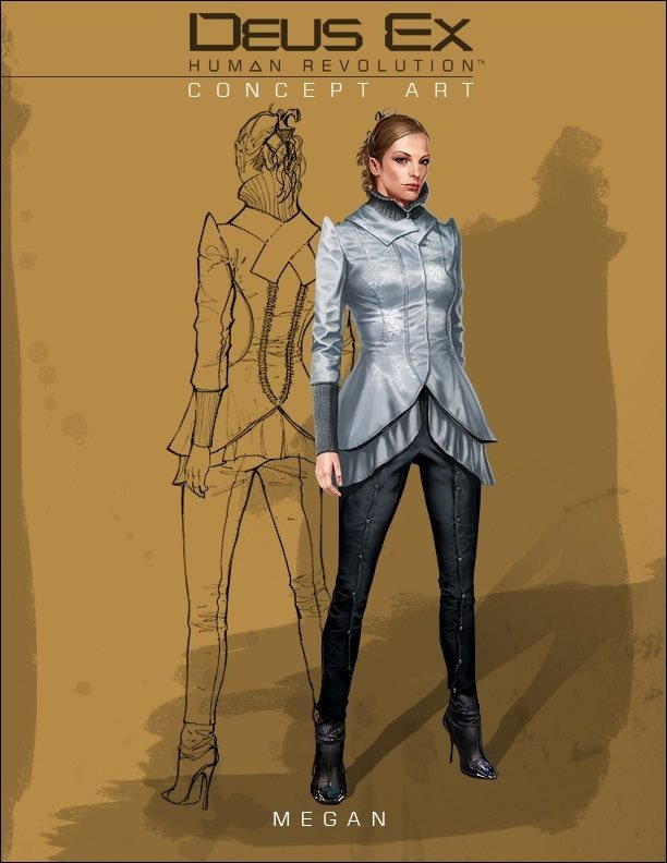 Deus Ex: Human Revolution - арт-лента. - Изображение 48
