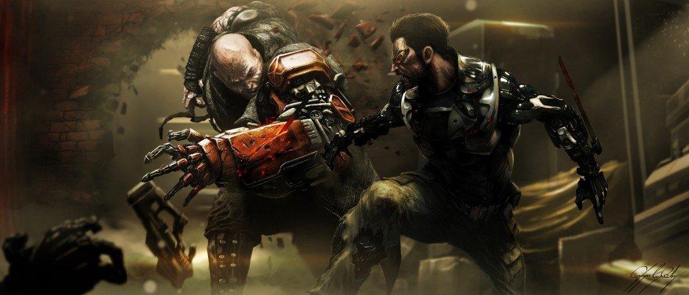 Deus Ex: Human Revolution - арт-лента. - Изображение 3
