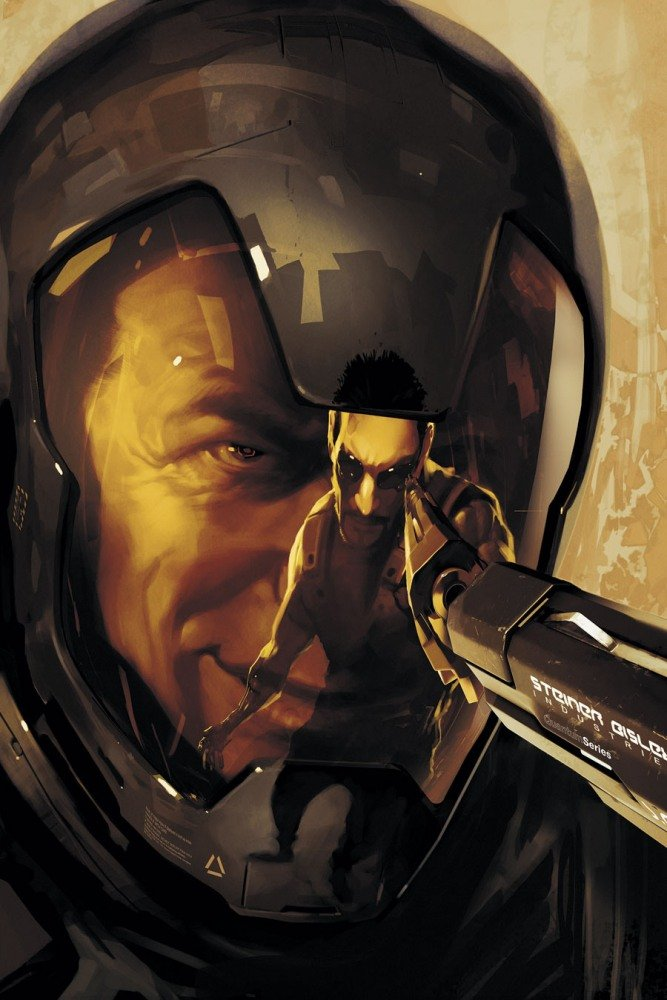 Deus Ex: Human Revolution - арт-лента. - Изображение 28