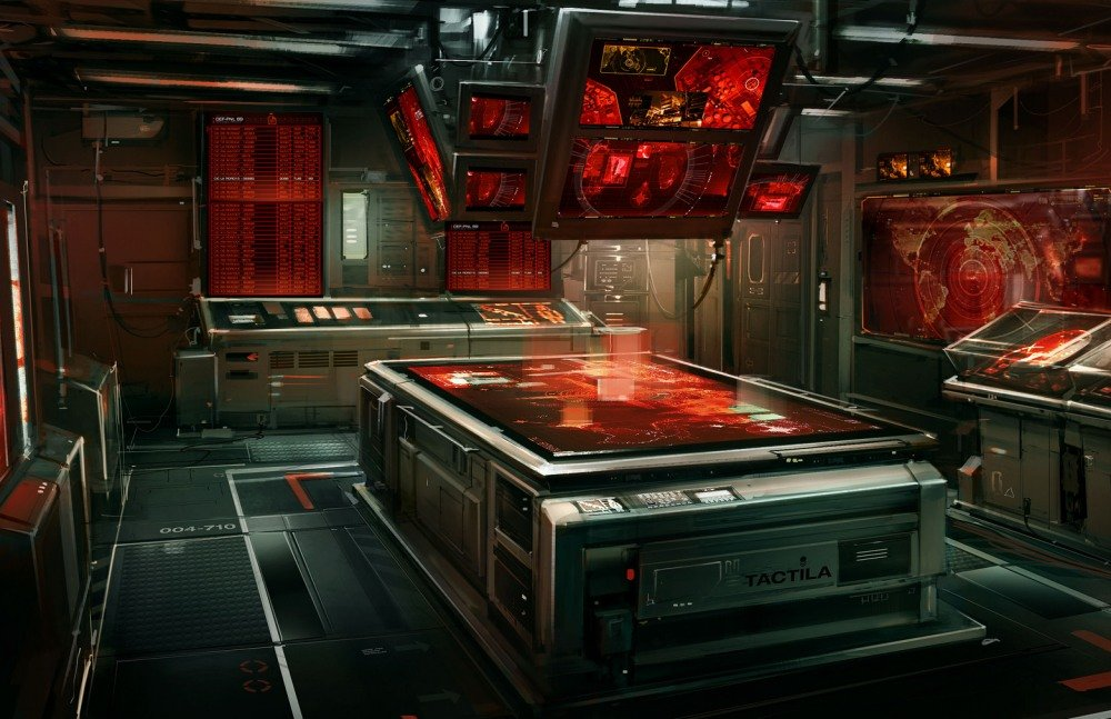 Deus Ex: Human Revolution - арт-лента. - Изображение 14