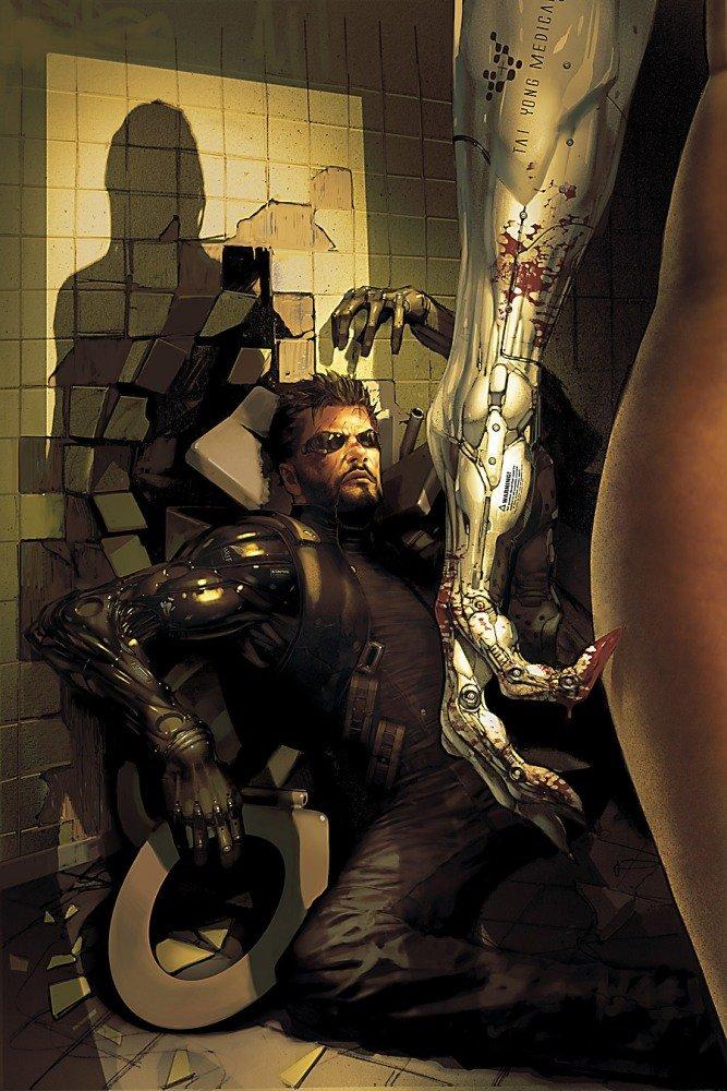 Deus Ex: Human Revolution - арт-лента. - Изображение 31
