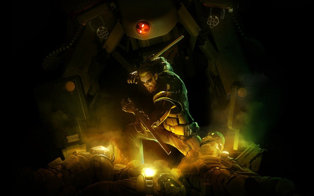 Deus Ex: Human Revolution - арт-лента. - Изображение 9