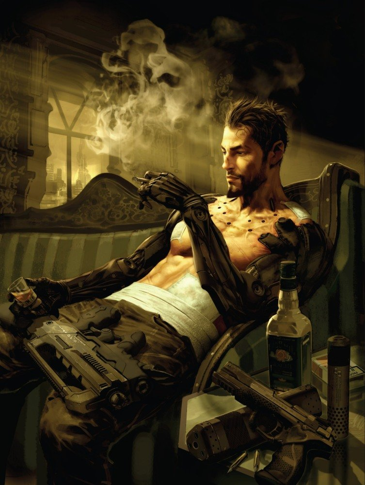 Deus Ex: Human Revolution - арт-лента. - Изображение 2