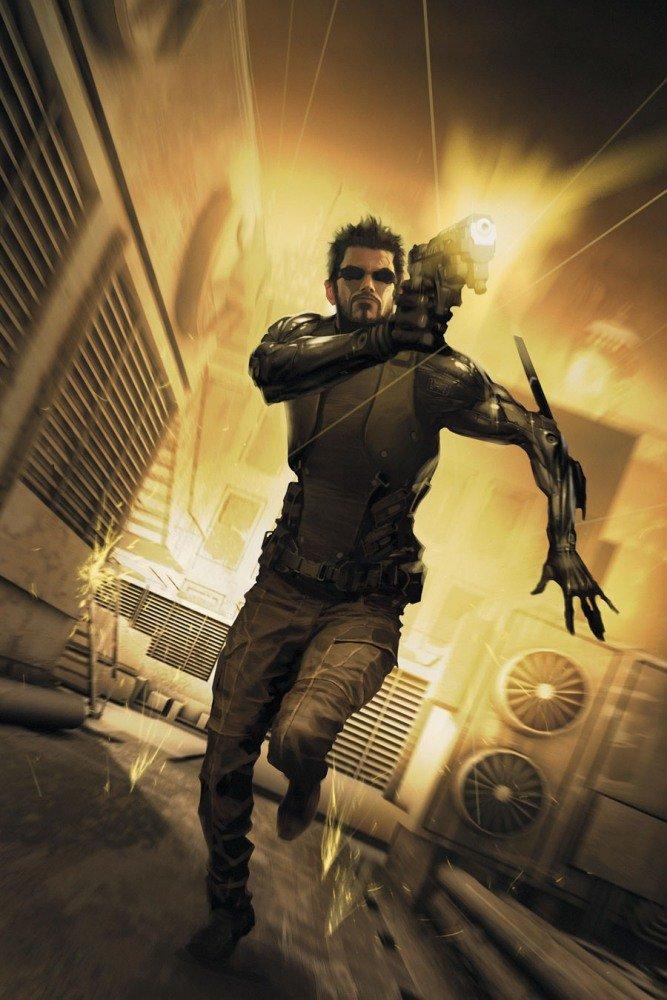 Deus Ex: Human Revolution - арт-лента. - Изображение 30
