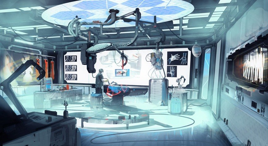 Deus Ex: Human Revolution - арт-лента. - Изображение 35