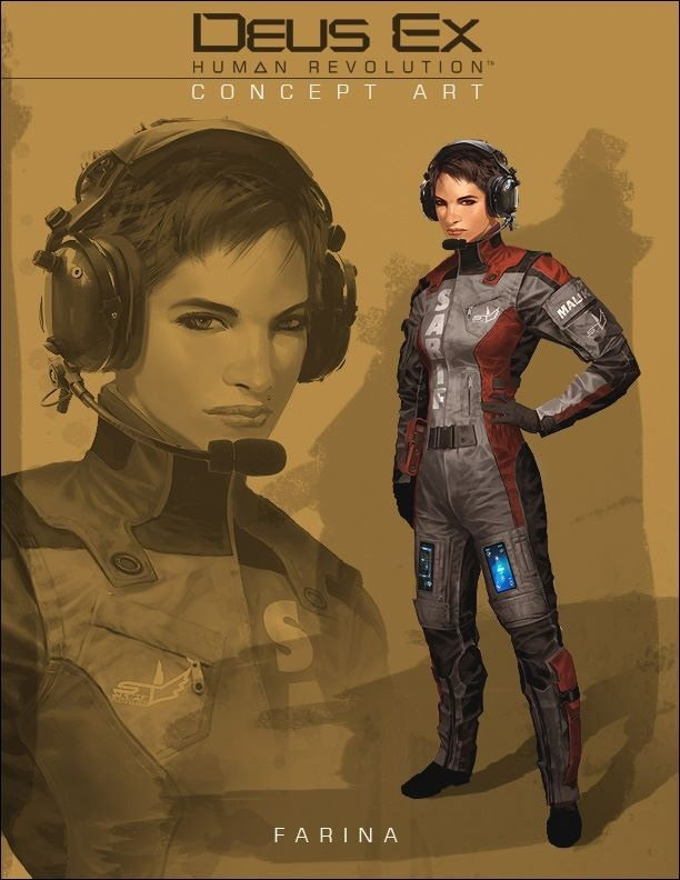 Deus Ex: Human Revolution - арт-лента. - Изображение 53