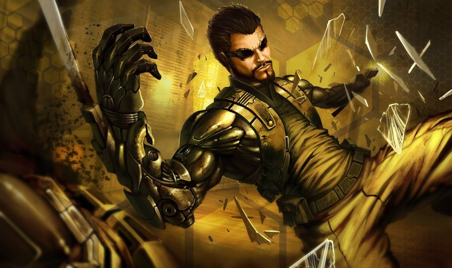 Deus Ex: Human Revolution - арт-лента. - Изображение 18