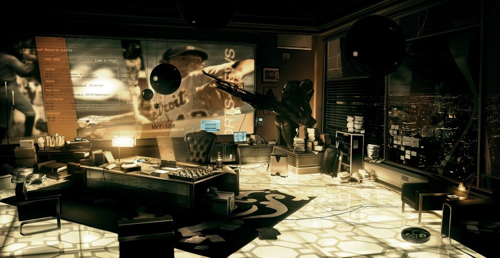 Deus Ex: Human Revolution - арт-лента. - Изображение 38