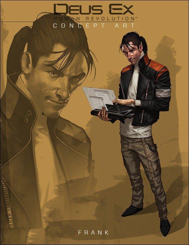 Deus Ex: Human Revolution - арт-лента. - Изображение 49