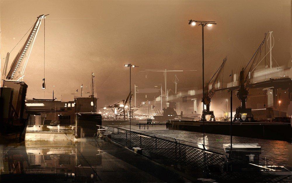 Deus Ex: Human Revolution - арт-лента. - Изображение 40