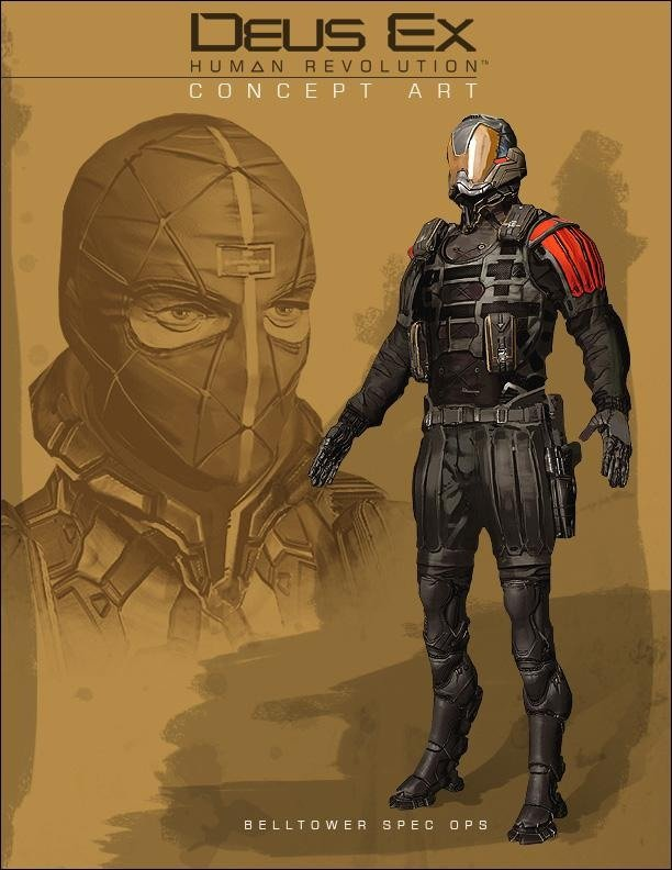 Deus Ex: Human Revolution - арт-лента. - Изображение 59
