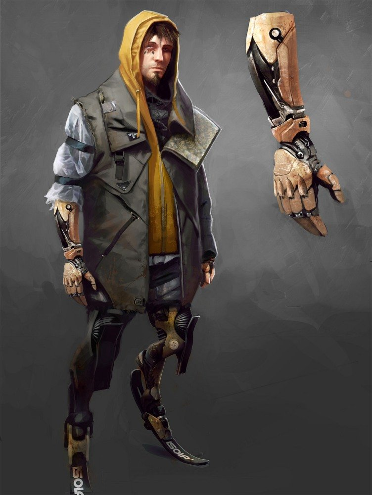 Deus Ex: Human Revolution - арт-лента. - Изображение 6