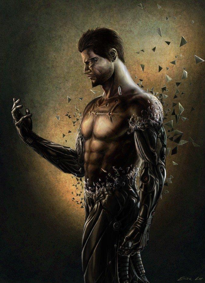 Deus Ex: Human Revolution - арт-лента. - Изображение 20