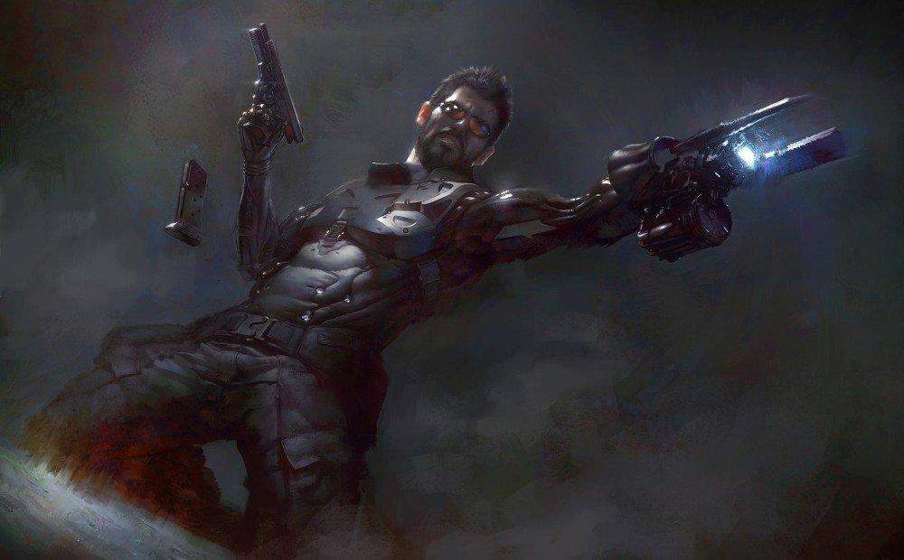Deus Ex: Human Revolution - арт-лента. - Изображение 1