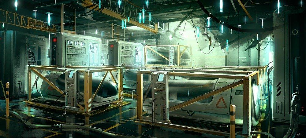 Deus Ex: Human Revolution - арт-лента. - Изображение 26