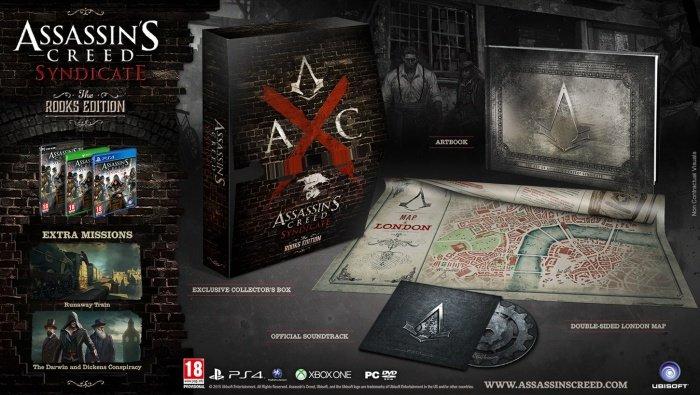 Коллекционные издания Assassin'sCreedSyndicate. - Изображение 2