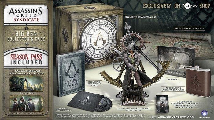 Коллекционные издания Assassin'sCreedSyndicate. - Изображение 4