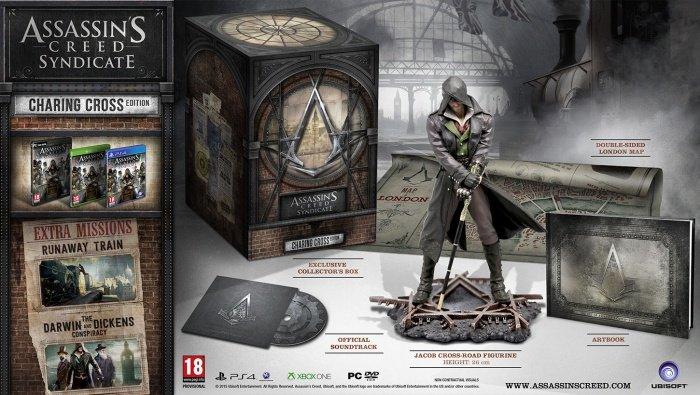 Коллекционные издания Assassin'sCreedSyndicate. - Изображение 3