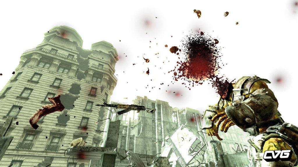 Канобу квест. Fallout 3. - Изображение 1