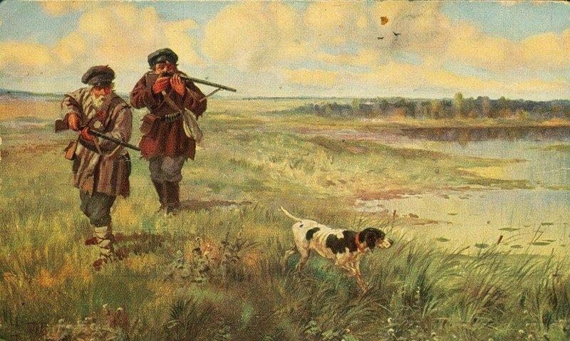 Способы охоты на грифоних. - Изображение 1