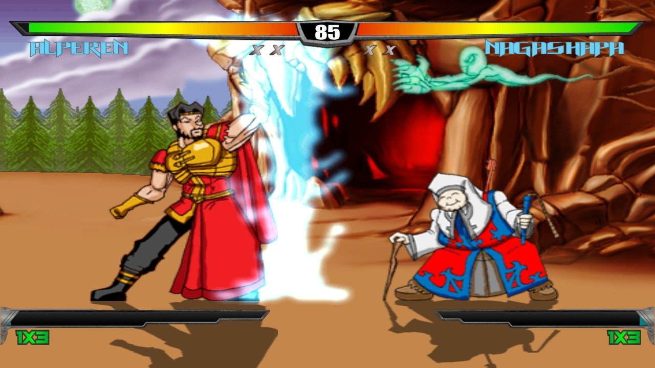 Игра которая не должна существовать.  Sleshers: the power battle . - Изображение 1