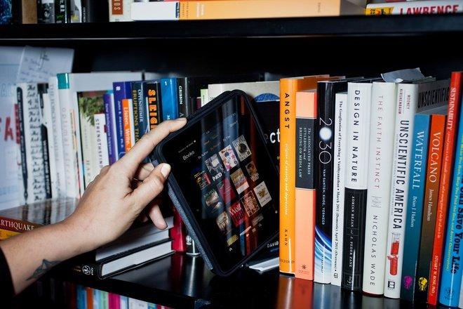 Книга- бумажная или электронная?. - Изображение 1
