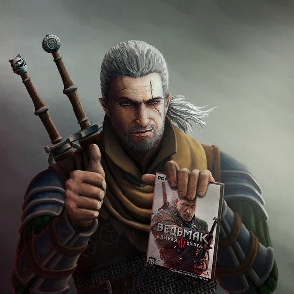 The Witcher 3: Wild Hunt. Распаковка коллекционного издания игры!     После долгого и томительного ожидания, сквозь  .... - Изображение 1