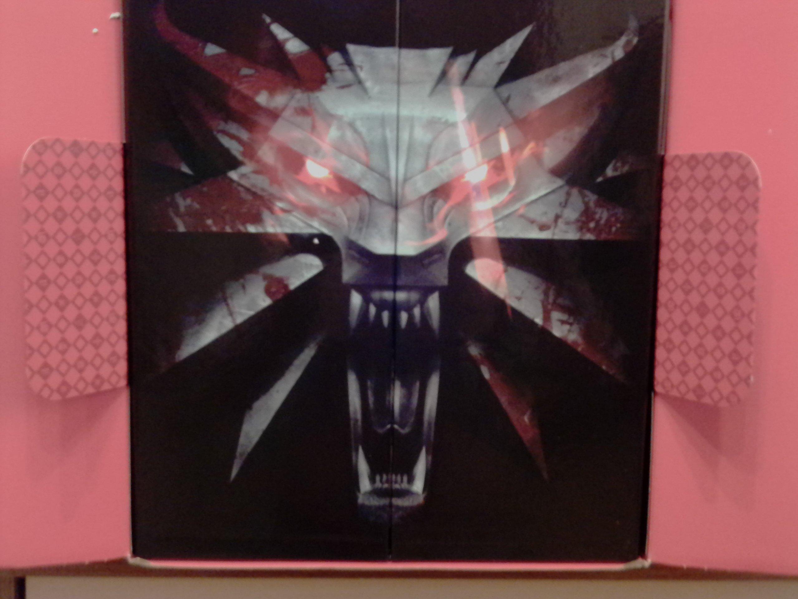 The Witcher 3: Wild Hunt. Распаковка коллекционного издания игры!     После долгого и томительного ожидания, сквозь  .... - Изображение 4
