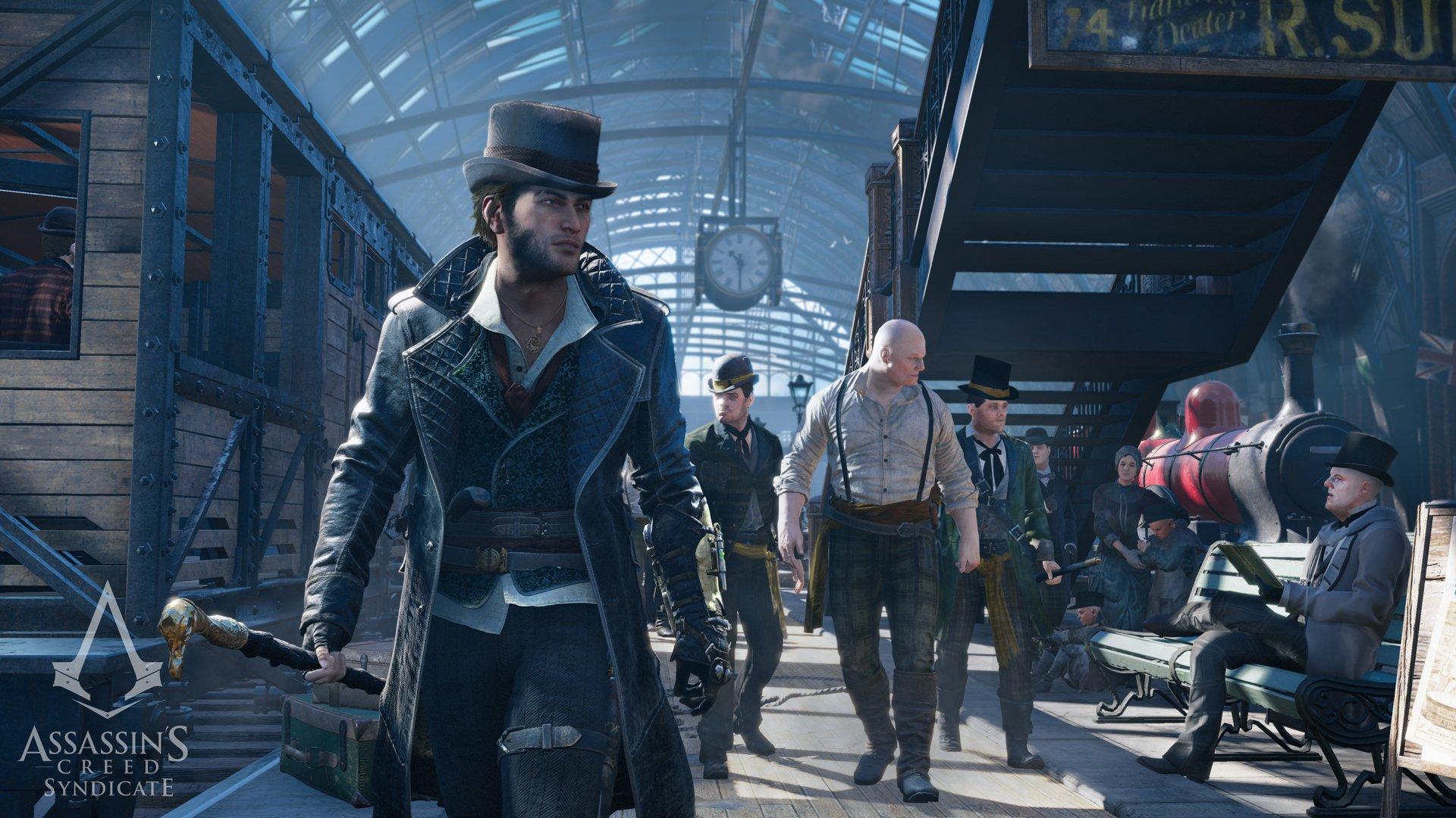 Почему Assassin's Creed Syndicate лучше чем Ведьмак 3. - Изображение 3