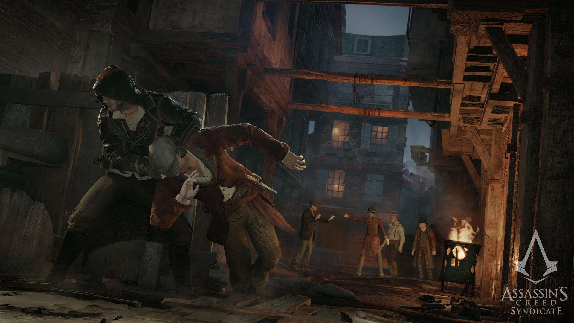 Почему Assassin's Creed Syndicate лучше чем Ведьмак 3. - Изображение 4