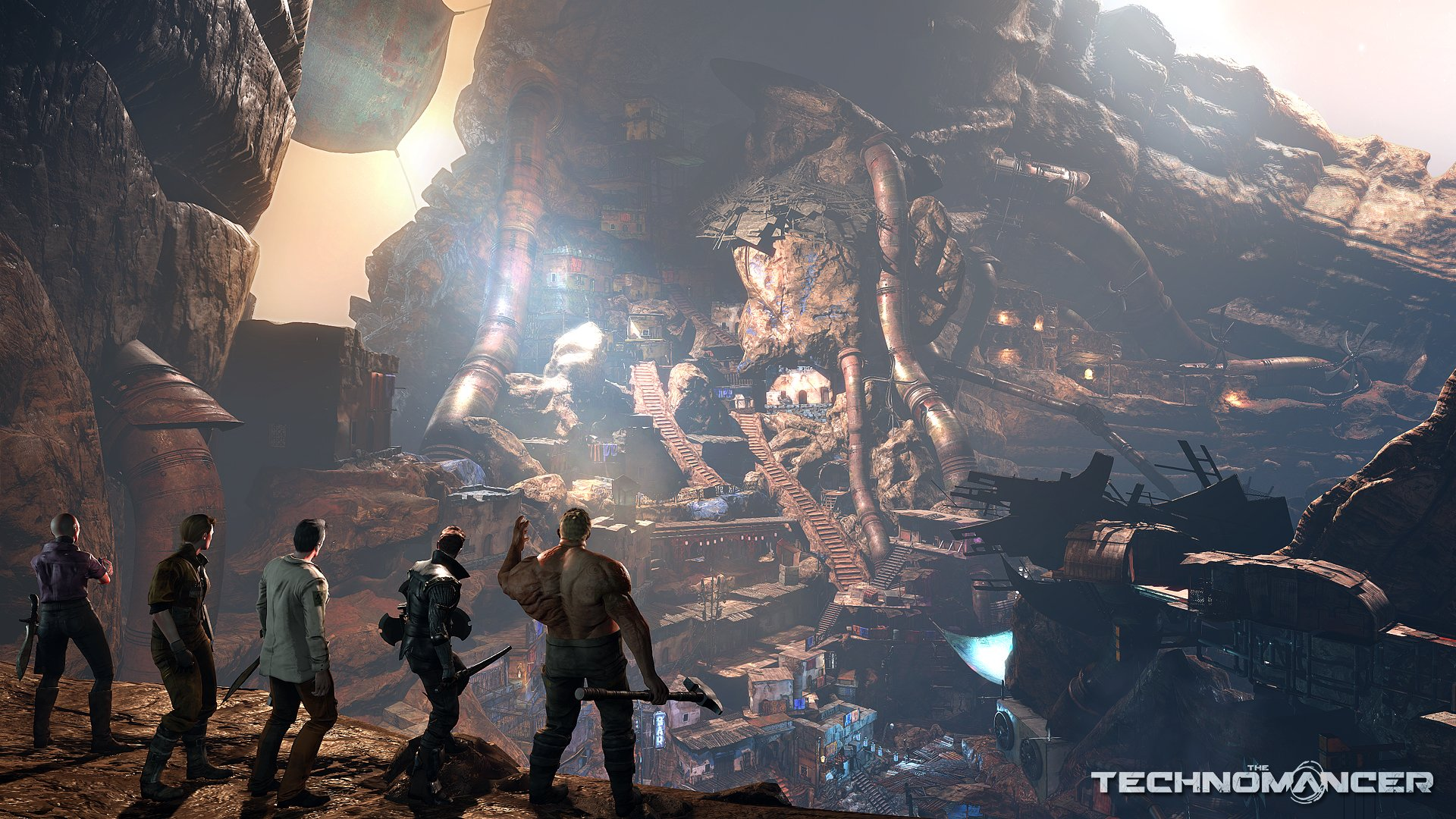 The Technomancer Screenshots ~ PS4, Xbox One & PC. - Изображение 1
