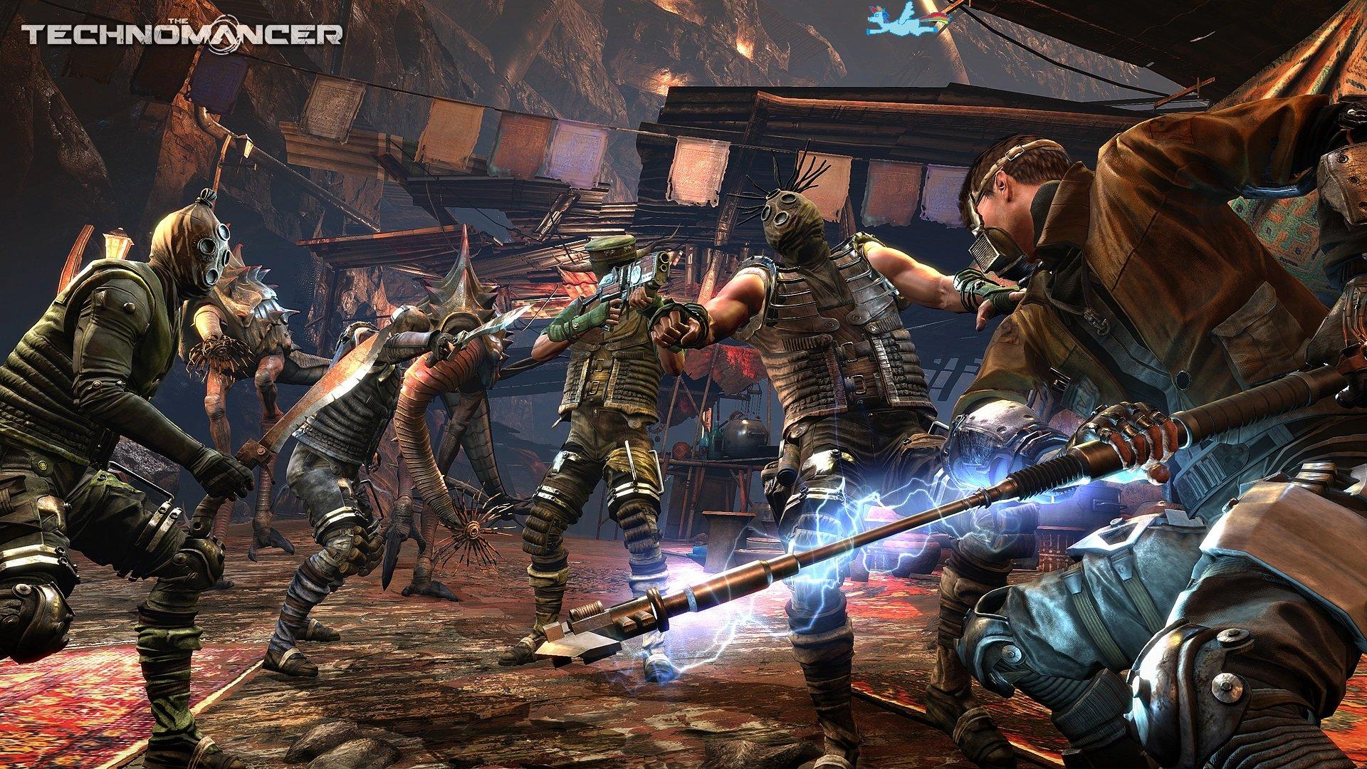 The Technomancer Screenshots ~ PS4, Xbox One & PC. - Изображение 3