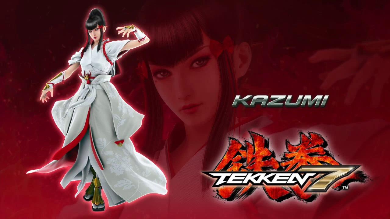 Kazumi Mishima Revealed for Tekken 7. - Изображение 1