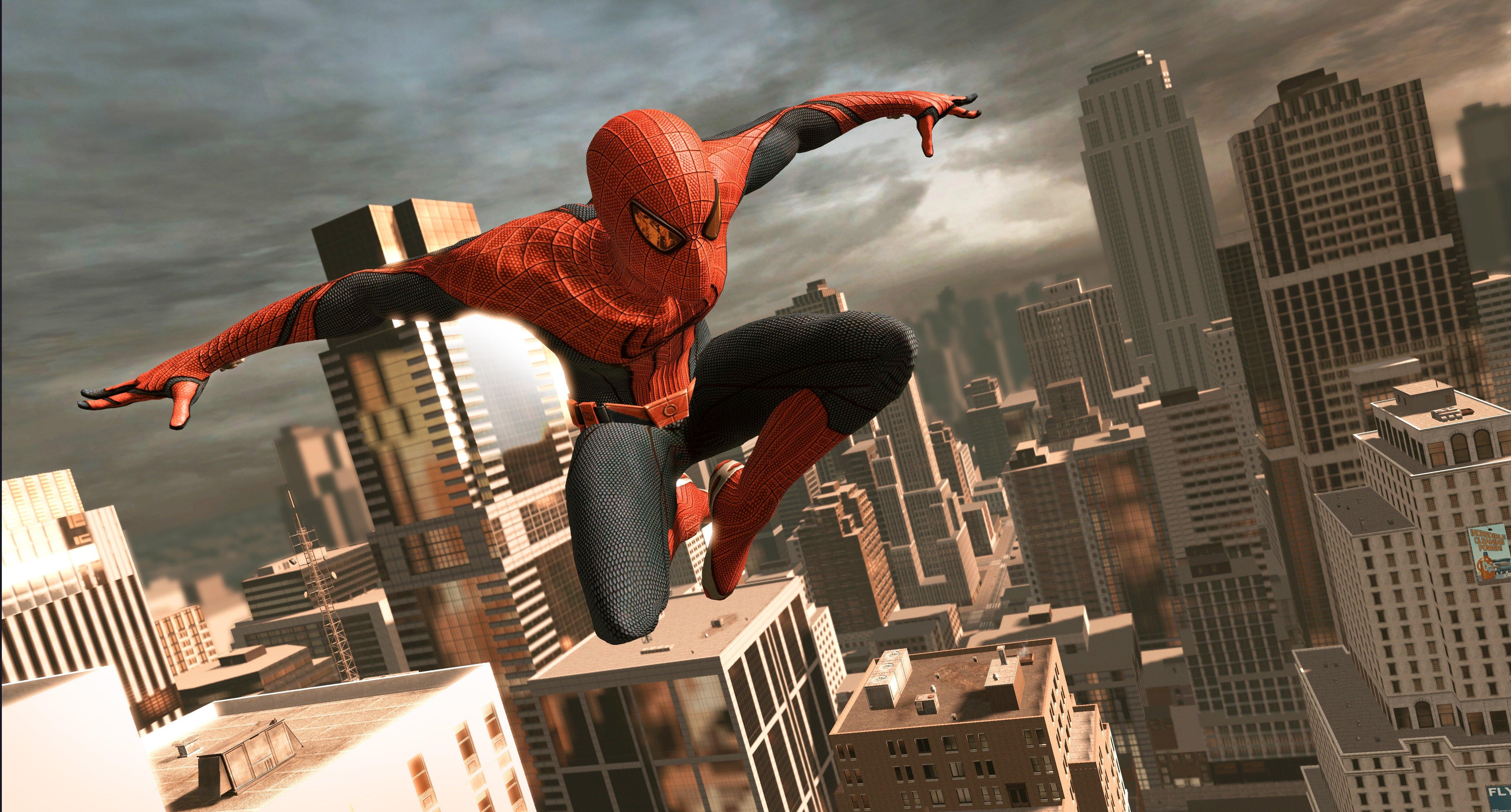 Можно ли создать хорошую игру про человека паука?. - Изображение 1
