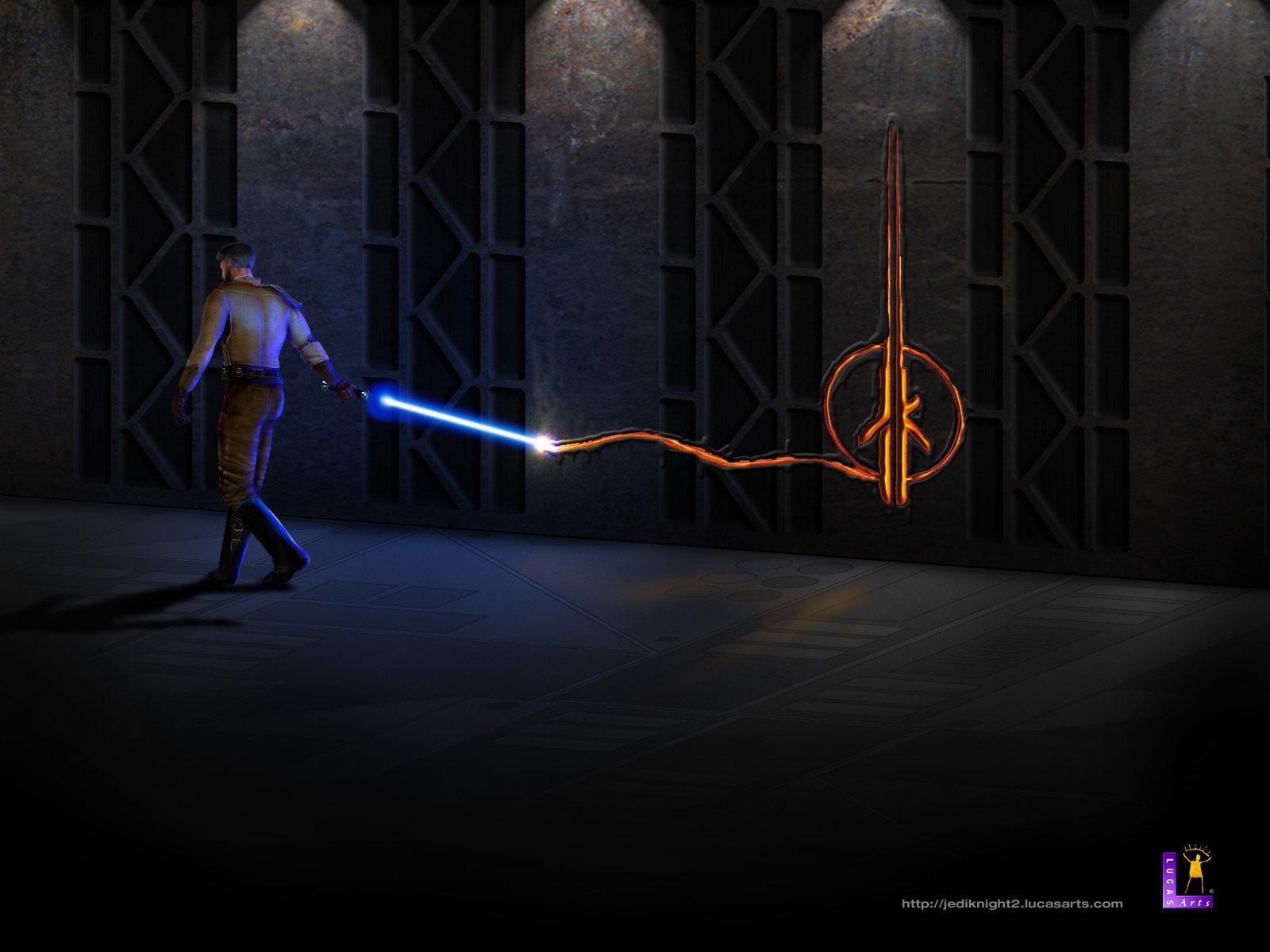 Мультиплеер Star Wars Jedi Knight: Jedi Academy - день 1. - Изображение 2
