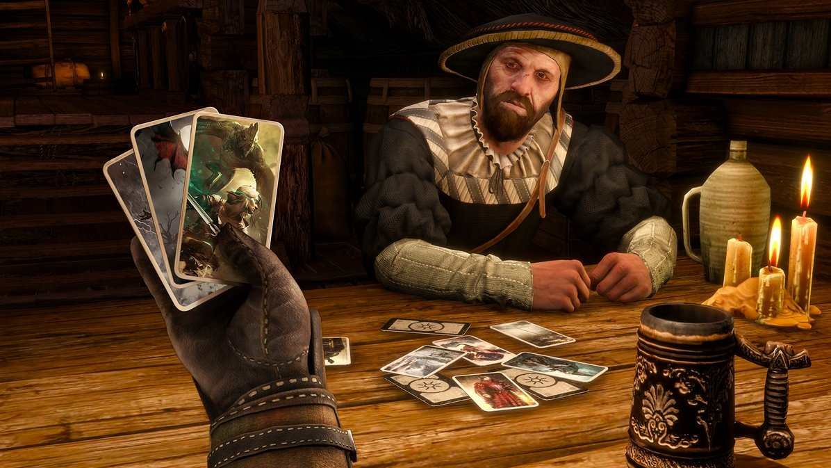 """The Witcher 3: Wild Hunt. Бесплатные DLC 5,6,7 и 8.  """"Ballad Heroes"""" Neutral Gwent Card Set.   Набор нейтральных кар .... - Изображение 2"""