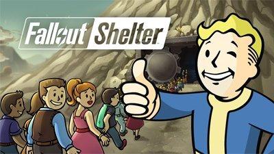 Fallout Shelter. Побарахтайся во вселенной. - Изображение 1